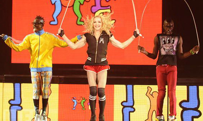 Madonna Sticky & Sweet Tour 8