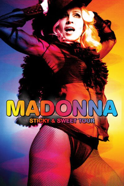 Madonna Sticky & Sweet Tour 0