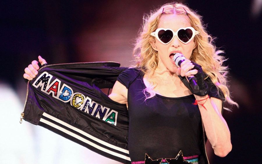 Madonna Sticky & Sweet Tour 1